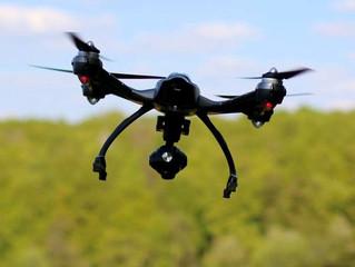 Een boze 'drone-droom'