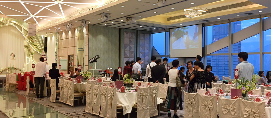 Weddings On Live-Chinese Banquet @The ONE