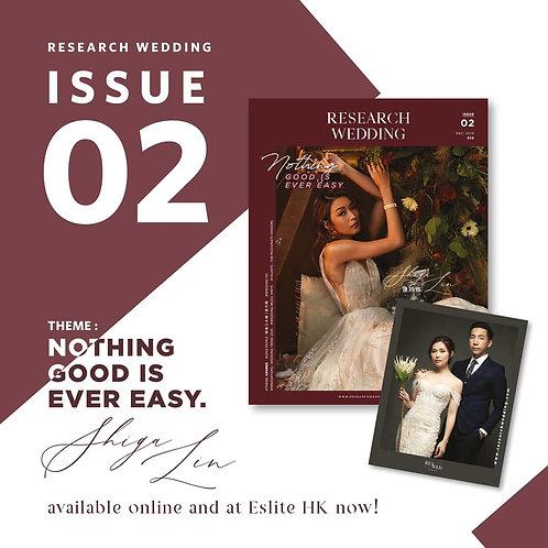 Research Wedding Magazine #2 (Issue 2)