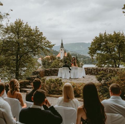Vila Bled Wedding