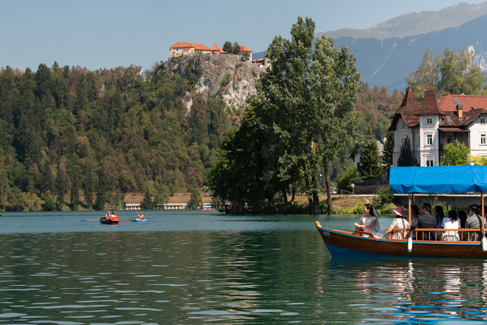 KUMA HOME Slovenia: Lake Bled