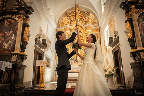Bled Island Church Wishing Bells