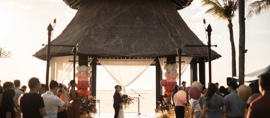 This Special Couple Shows Us How to Pull Off an Authentic and Exotic Wedding with Love