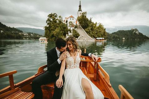 Slovenia Dream wedding