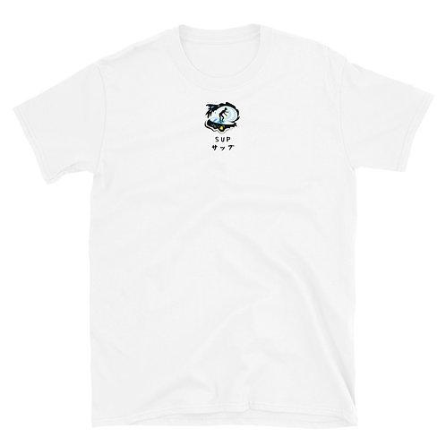 Soft Drink X SUP Slovenia Tee - Short-Sleeve Unisex T-Shirt