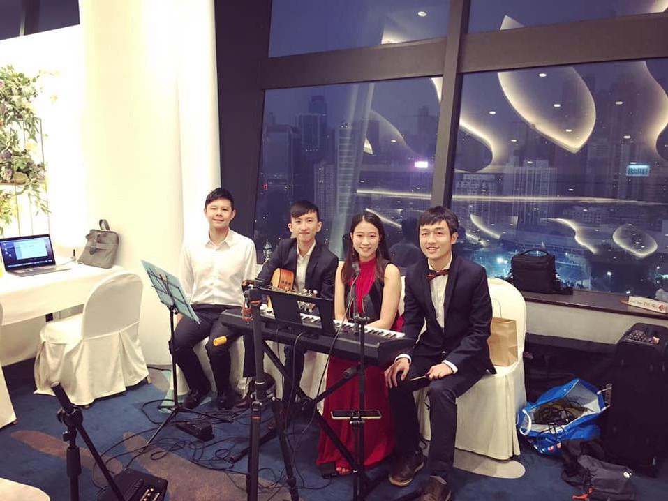 Wedding Live Music HK