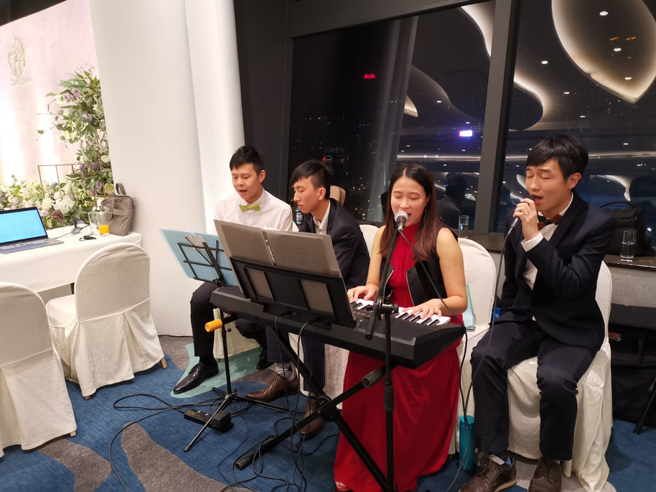 Wedding Live Music Hong Kong