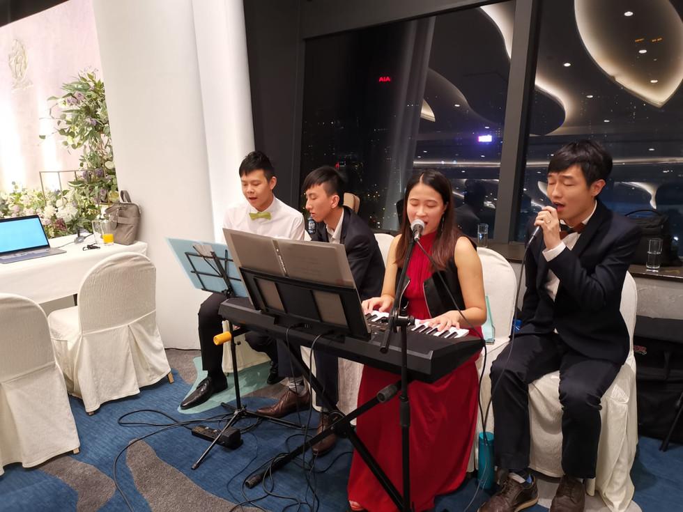 Wedding Live Music Hong Kong
