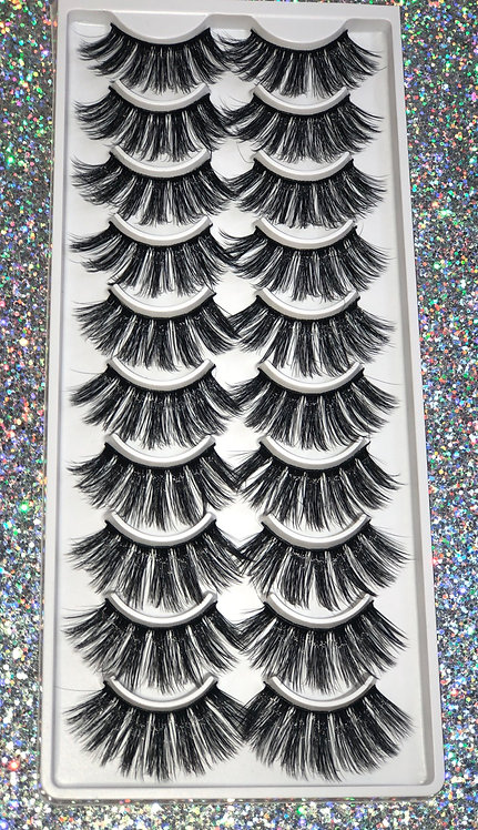 """KASH"" Value  Lash Pack"