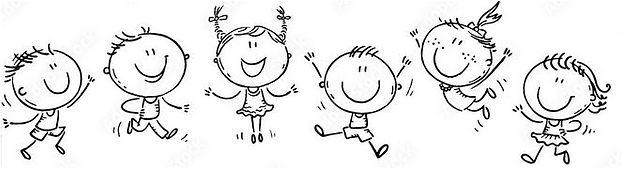 dessin enfants danseurs.JPG