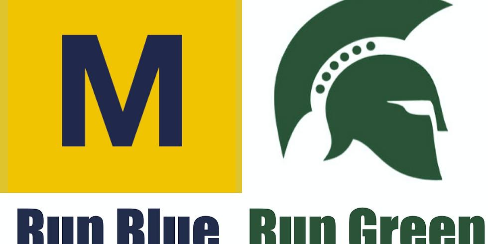 Run Blue Run Green 5K