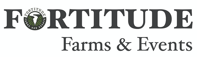Fortitude Farms & Events Logo