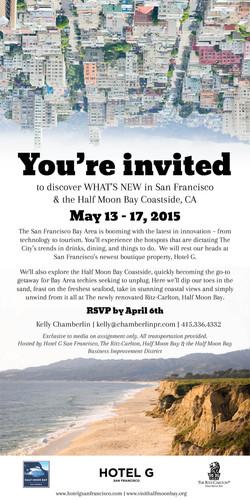 FAM trip invite