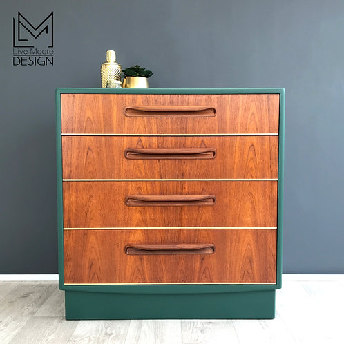 G-Plan Mid-Century Chest of Drawers