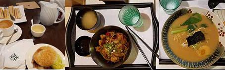 Eating in Taiwan