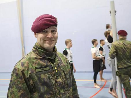 Näin raaka on testipäivä Suomen armeijan erikoisjoukkoihin Utissa