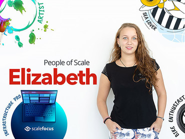 People of Scale: Elizabeth on Smiles, Infrastructure and Teleportation