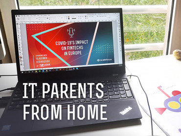 IT Parents From Home: The Scalefocus Experience