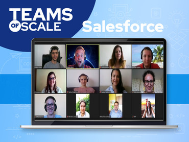 Teams of Scale: Focusing the Force with Salesforce