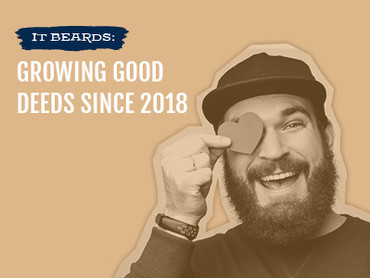 IT Beards: Supporting Men's Health Through Unity
