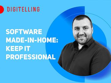 All Software Is Homemade Now: Webinar Recap With Krasimir Kostadinov
