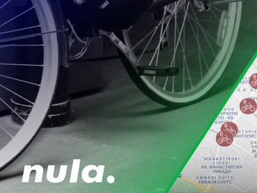 Scalefocus Partnered With the First Share-a-Bike Service in Bulgaria