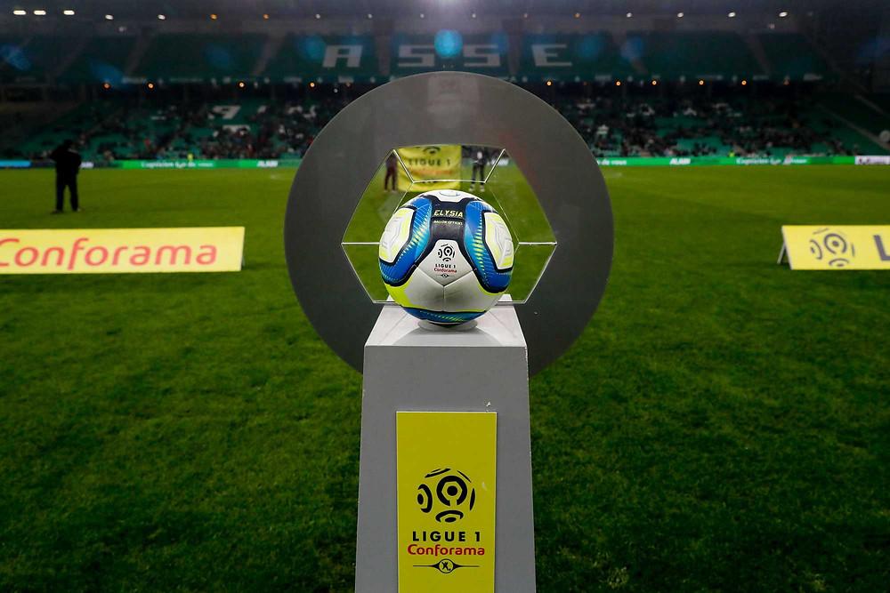 Ligue 1 report coronavirus