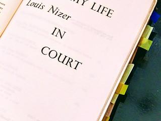 A trial lawyer's prayer.
