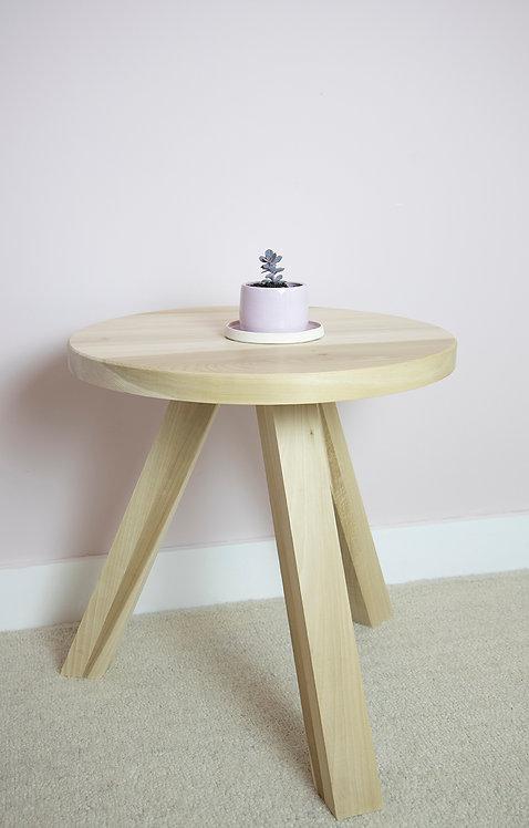 500 Circular Coffee Table - Tulipwood