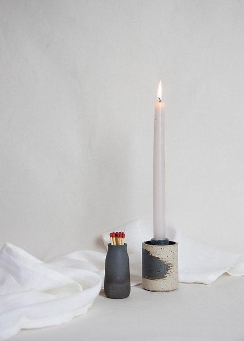 Tall Candlestick Holder