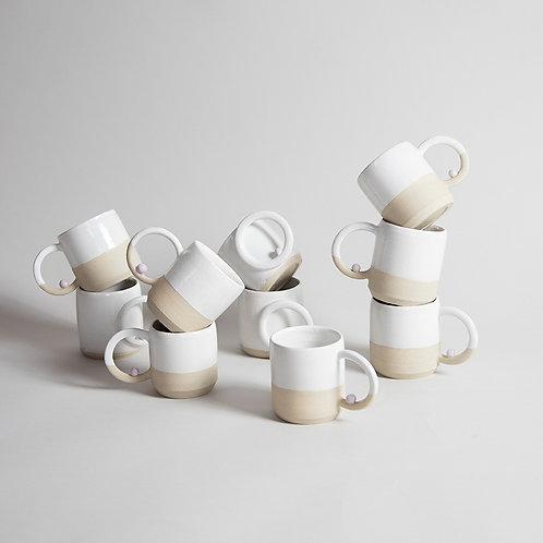 Semi Circle Mug