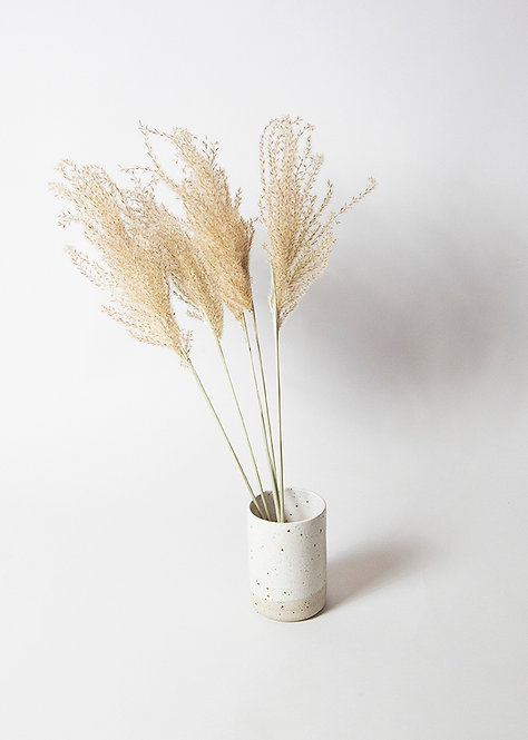 Speckled Medium Vase