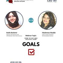 Goal Setting: with Raifa Basheer