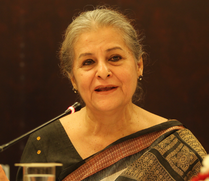 Syeda Saiyidain Hameed | Social Activist, Educationalist