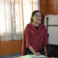 Mashqura Fareedi | Development Professional