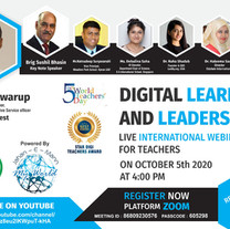 Digital Learning and Leadership