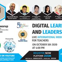 Digital Learning and Leadership