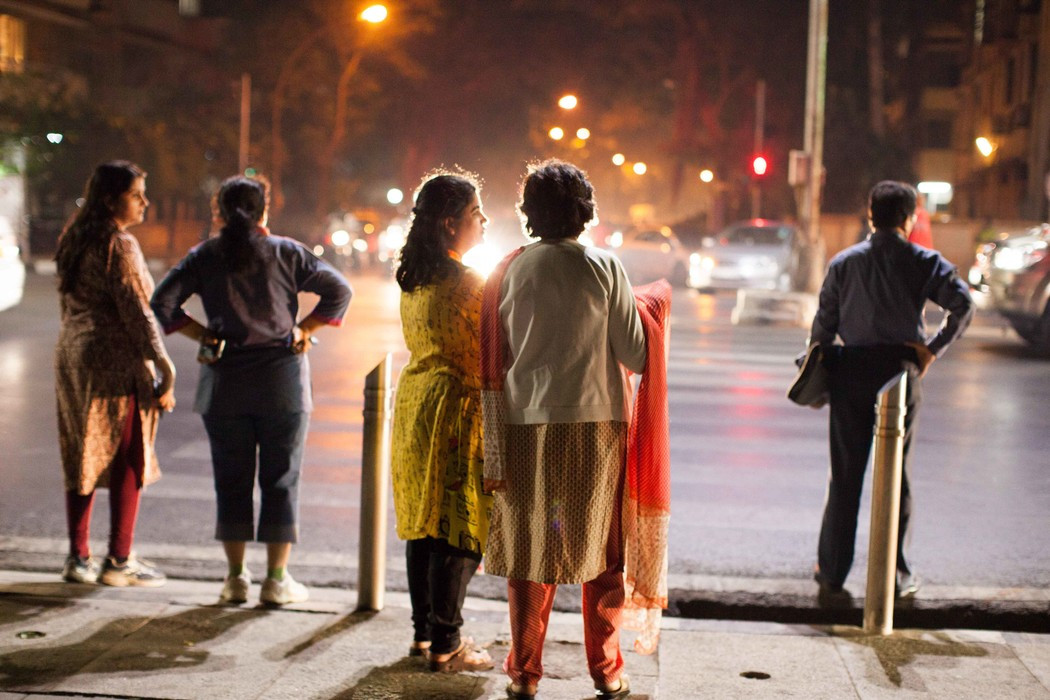 Why Not Loiter? Widening Women's Access to Public Space | Sameera Khan