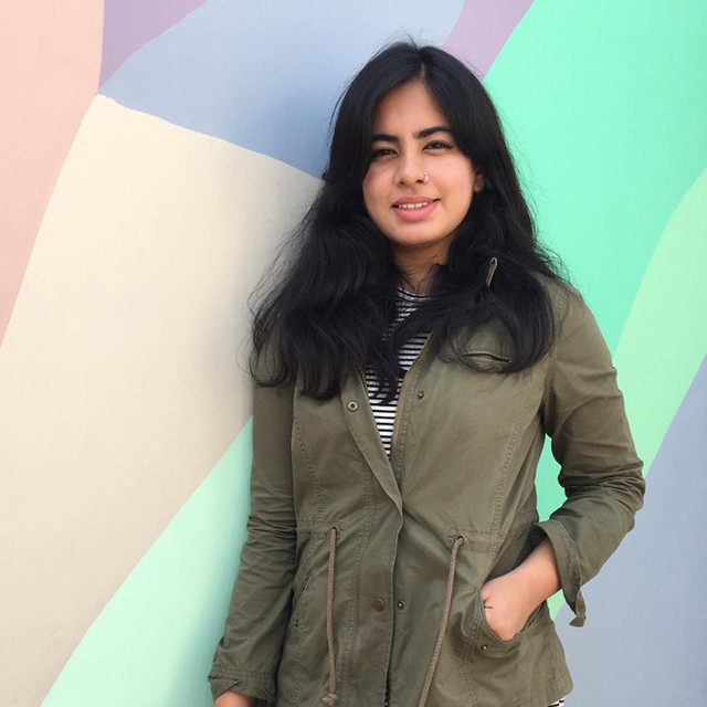 Sahar Rizvi | Media Associate