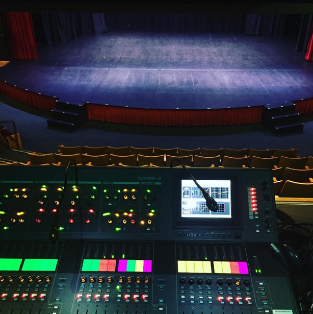 National music Center - Performance Hall