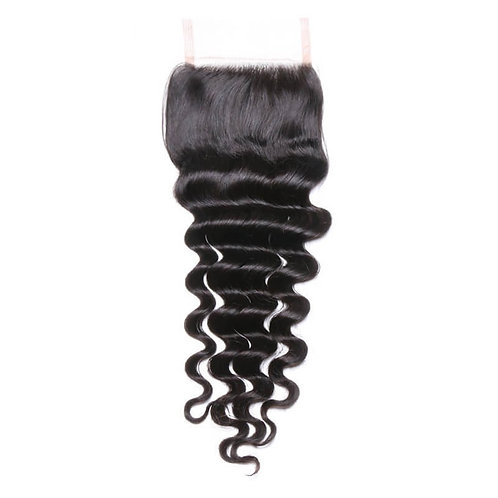 5 by 5 Loose Wave Closure