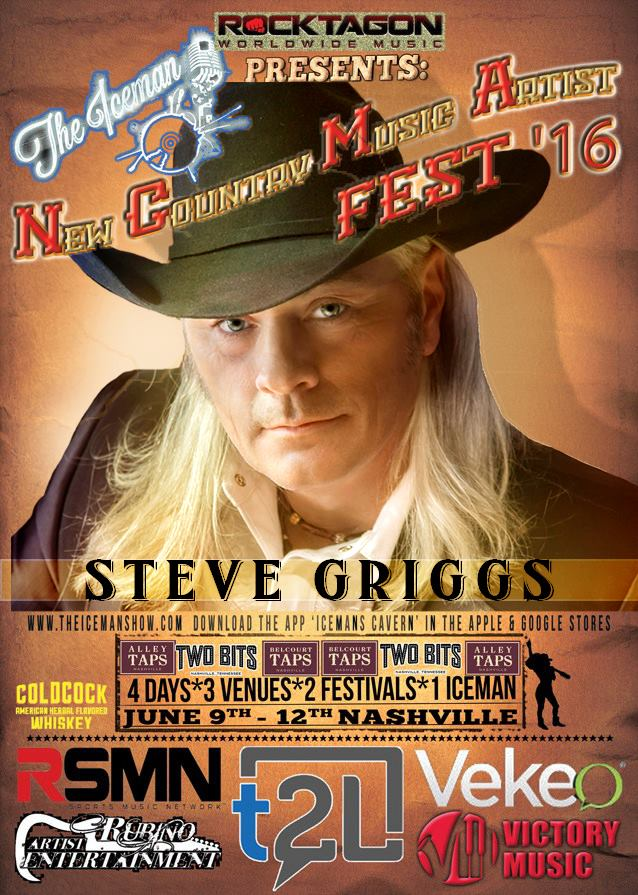 Steve Griggs Poster