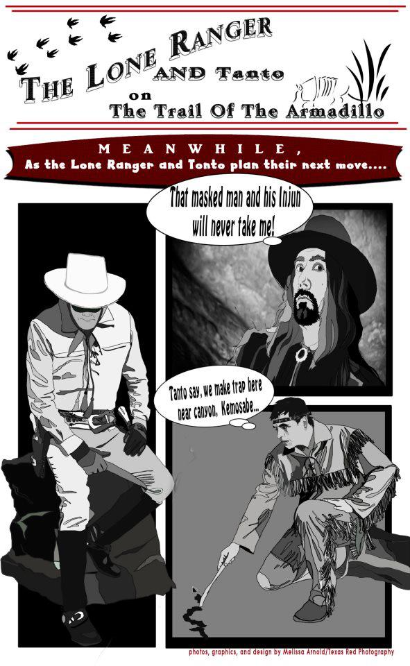 maa comic strip