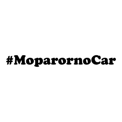 #MoparornoCar
