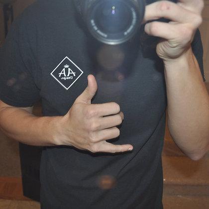 Black AA t-shirt