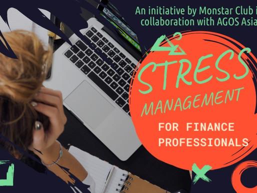 Stress Management for Finance Professionals