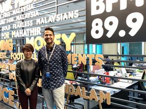 AGOS Asia is on BFM TechTalk!