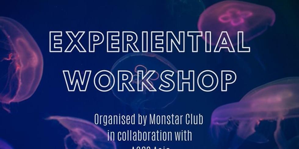 Build-a-bot experiential workshop