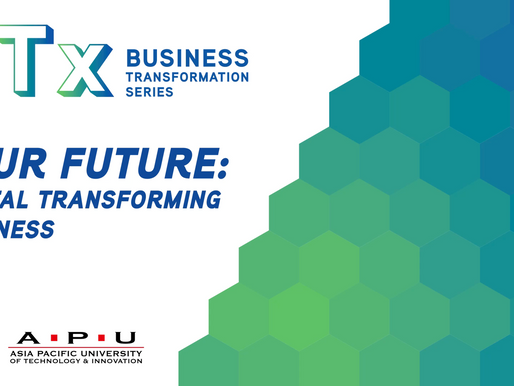 Launch of the inaugural Business Transformation Series (BTx)