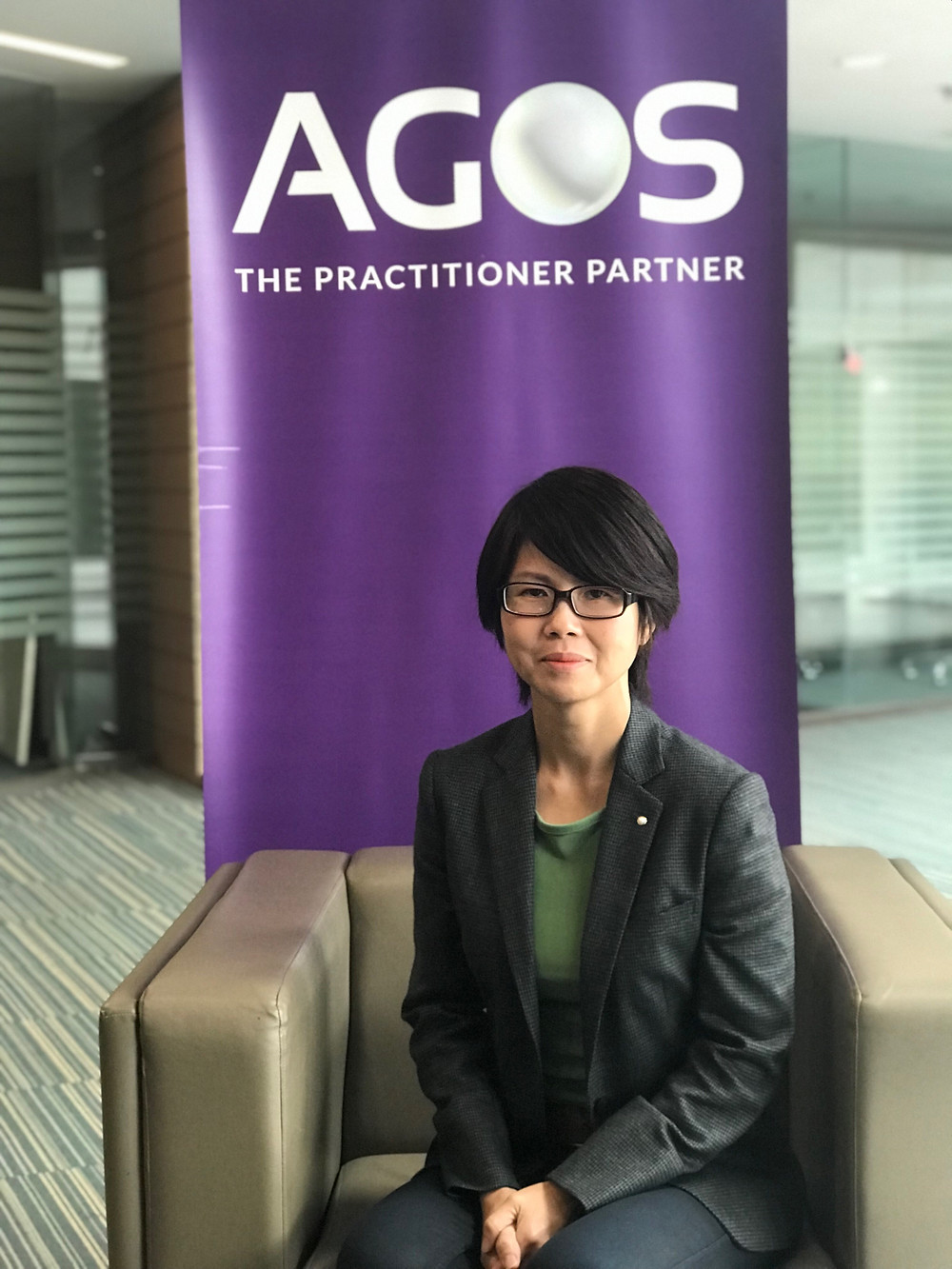 Joon Teoh. AGOS Asia